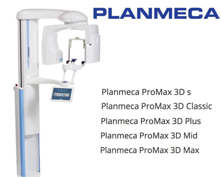 Planmeca 3d Family